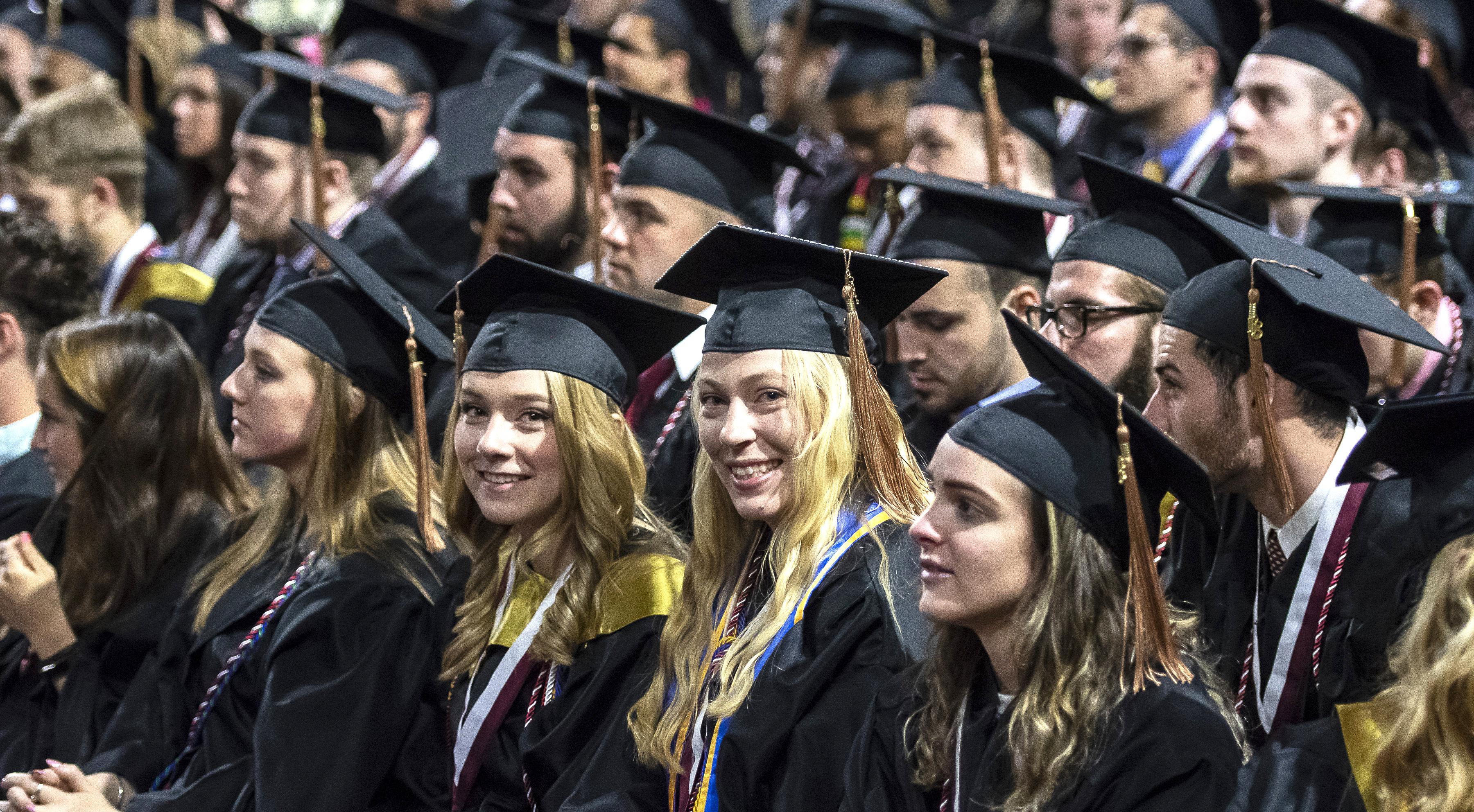 2018 Isenberg Senior Celebration Graduate photo