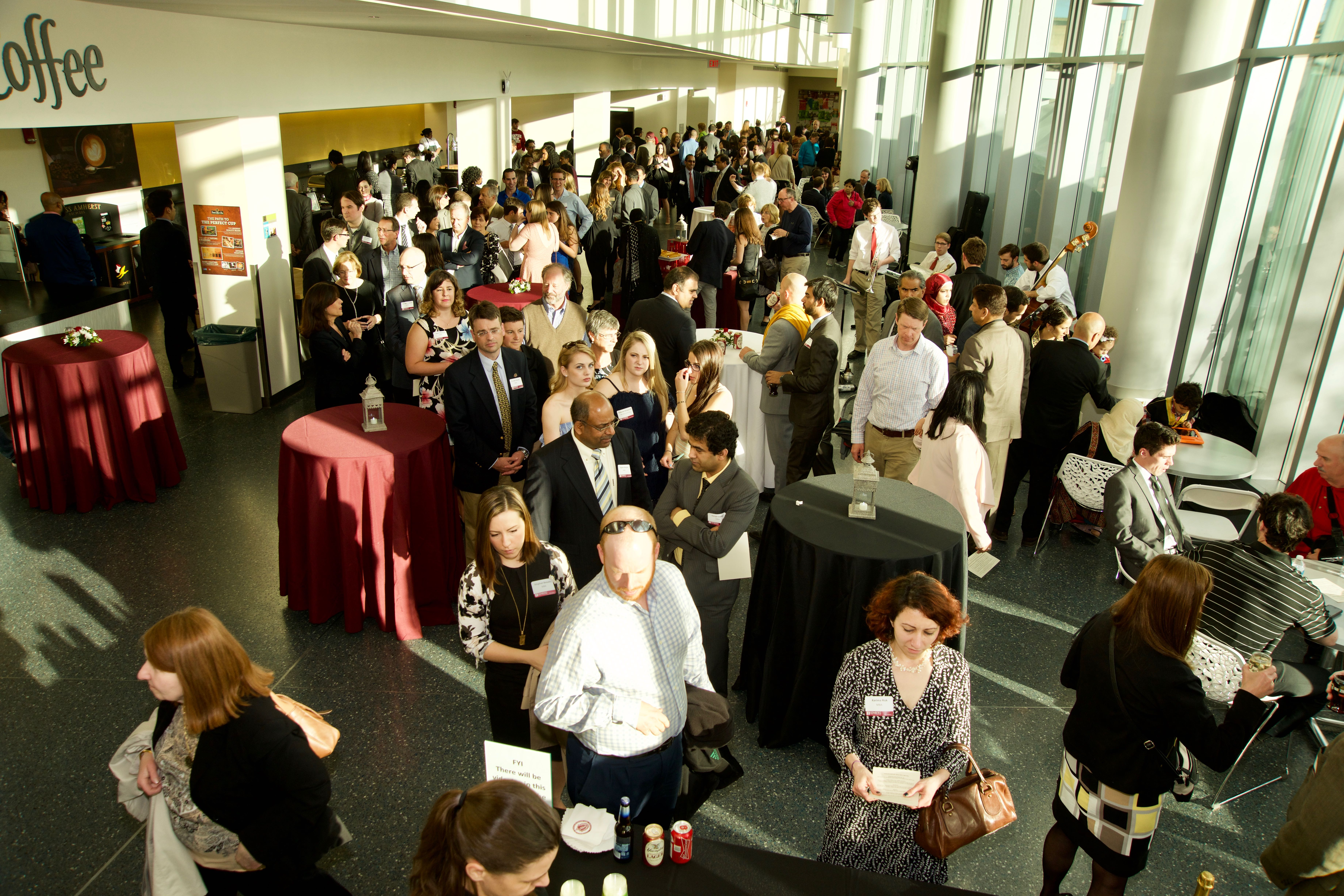 Graduate Programs Reception