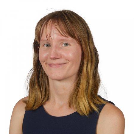 Headshot of Amy Ayer