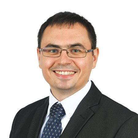 Headshot of Ovidiu Constantin Cocieru