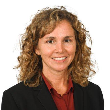 Headshot of Kristine Elison
