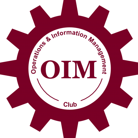 Operations and Information Management club logo